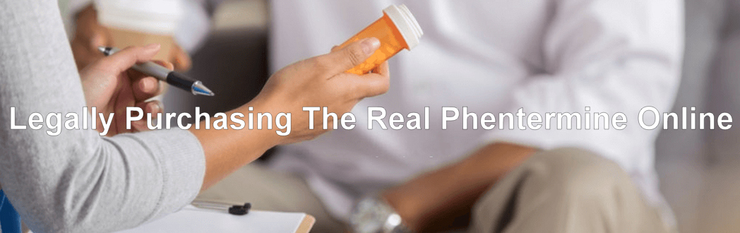 Legally Purchasing The Real Phentermine Online