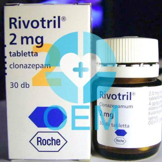 rivotril box and bottle